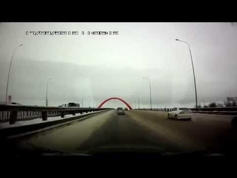Сургут авария на мосту