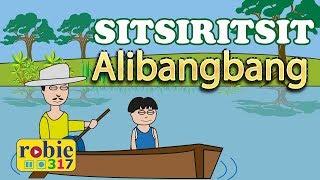 Sitsiritsit Alibangbang Animated (Tagalog Folk Song)
