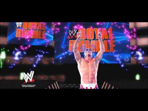 Kurt Angle Returns To WWE 2015 - Kurt Angle's Royal Rumble Return - Surprise Rumble Entrant