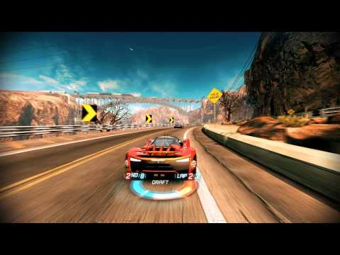 Split Second Gameplay 1080p 60fps