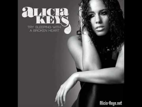 Alicia Keys - Try Sleeping With a Brocken Heart Video