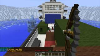 CrewCraft Trouble In Mineville Im On A Boat!