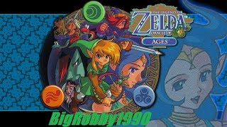 The Legend of Zelda: Oracle of Ages [GBC] - Days of Past And Future Part 7