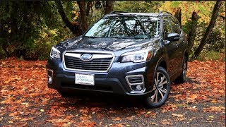 2019 Subaru Forester Limited Review | Bigger and Way Better!!!!