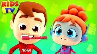This Is The Way | The Supremes | Nursery Rhymes & Cartoons Video for Toddlers - Kids TV