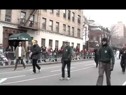 2013 NY Asian New Year Parade (H. Won Tai Chi Institute - Classical Yang Family Tai Chi Chuan)
