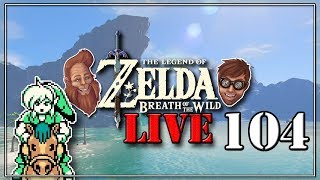 Breath of the Wild - Part 104 LIVE - Beach Vacation