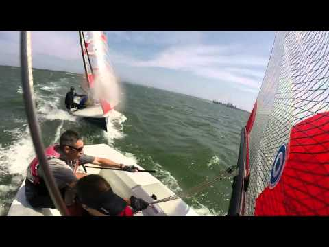 Georges River Sailing Club Tasar Race 26 Oct 2014