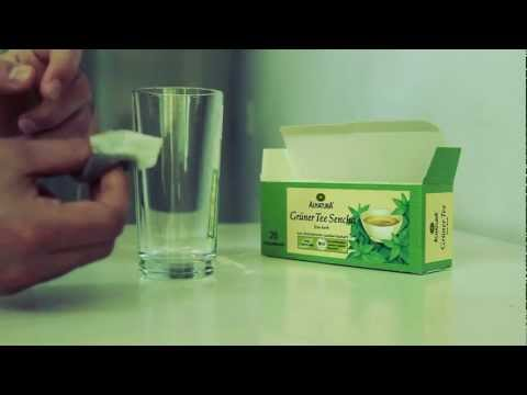 21. ASMR - Green Tea