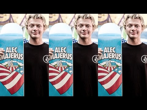 Alec Majerus is now PRO for Flip Skateboards!