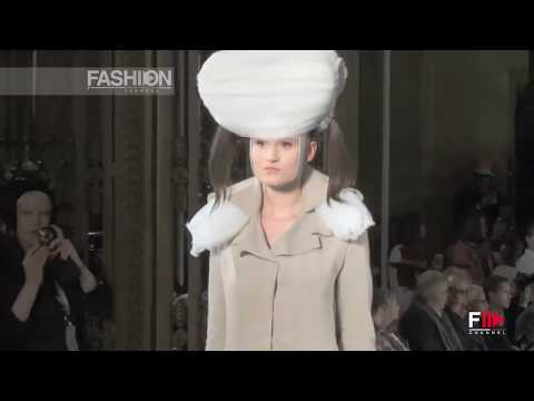 "Fashion Show ""Pam Hogg"" Autumn Winter 2013 2014 London 1 of 5 HD by Fashion Channel"