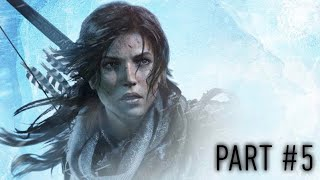 Rise of the Tomb Raider [Part-5] Betrayal