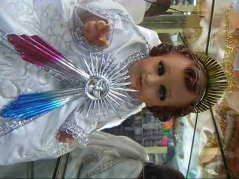 Vestidos Niño Dios - YouTube