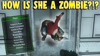 TURNING ZOMBIES INTO CHARACTERS TROLL! (Zombie Mod Trolling!)