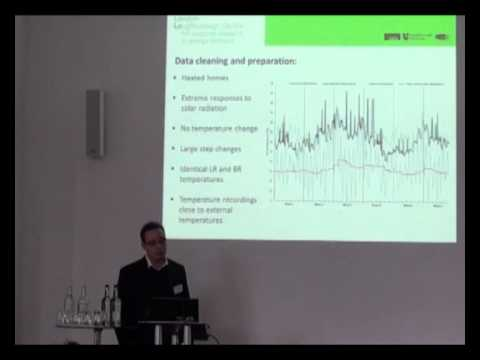 Colloquium 2013: Arash Beizaee (Loughborough) Winning Paper Presentation