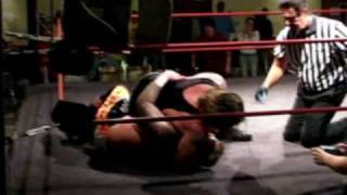 Match of the Year Candidate - Sideshow Vs. Marc Mandrake (I Quit) Wrestling911.com