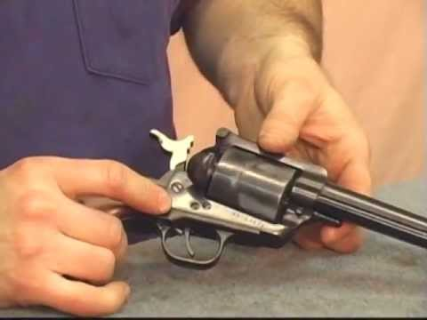 Ruger Single Action Revolver D&R Course Disassembly and Reassembly AGI 7204