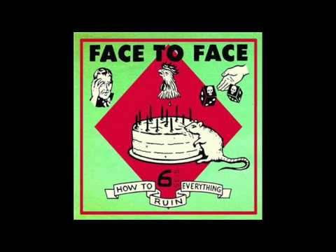 Face To Face - Waiting To Be Saved