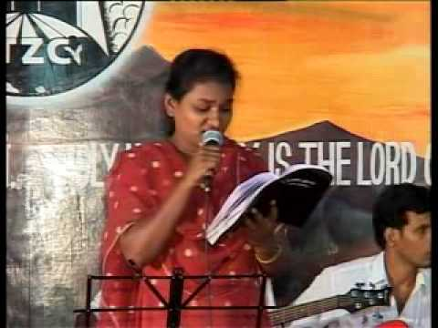 Tamil Christian Song - unnai athisayam - Sheeba - Zion Music Festival '09