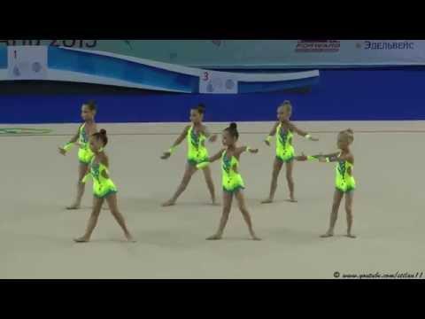 Алина baby cup 2012 москва 2006