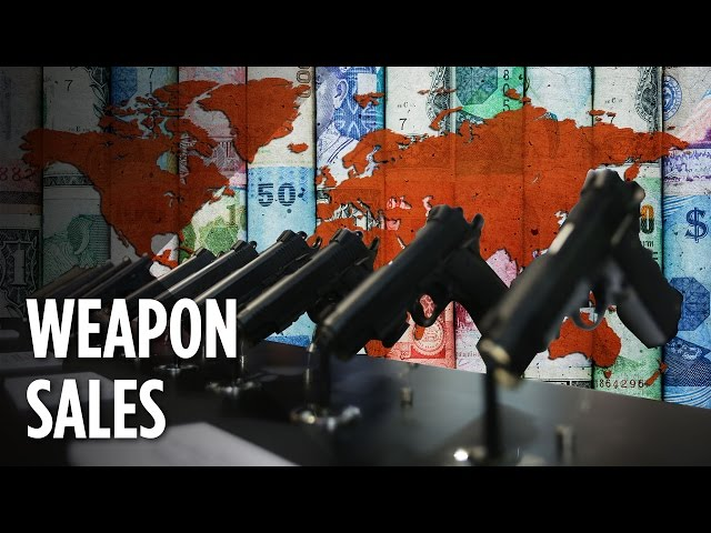 Which Countries Are Selling The Most Weapons?