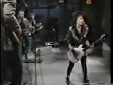 Joan Jett - Roadrunner (USA 1990)
