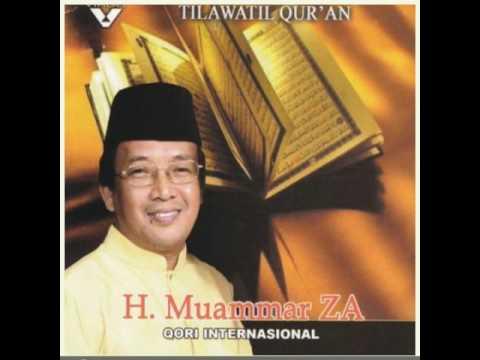 H. Muammar ZA Surah Al-Jumuah (62) Full Tilawah