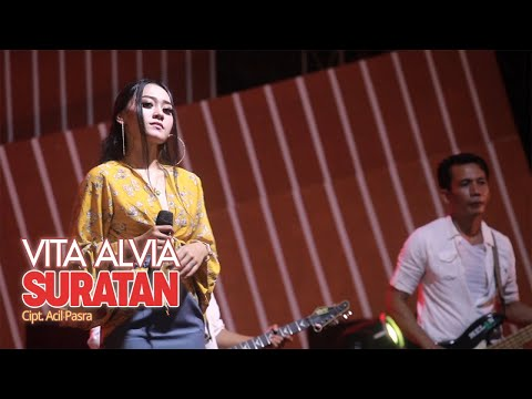 Vita Alvia - Suratan (Official Music Video) | Dangdut Koplo Version MP3