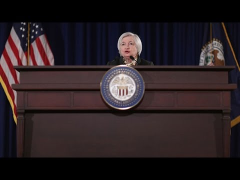 Federal Reserve Chair Janet Yellen's News Conference in Two Minutes