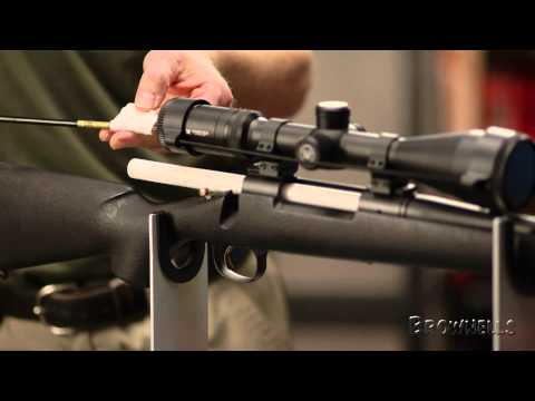 Firearm Maintenance: Remington 700 Cleaning — Part 2/4