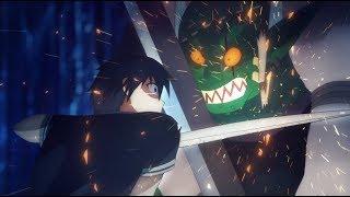 Sword Art Online - Alicization - Kirito VS Ugachi