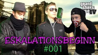 Let's Play Together: GTA IV Episodes from Liberty City MP - Eskalationsbeginn #001 [Deutsch]