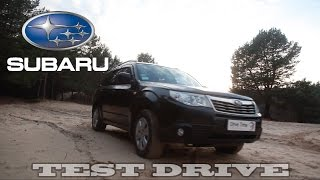 Тест драйв Subaru Forester /Drive Time