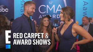 Download Lagu Brett Young & Taylor Mills Hit CMAs Red Carpet as Newlyweds | E! Red Carpet & Award Shows Gratis STAFABAND