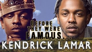 KENDRICK LAMAR | Before They Were Famous