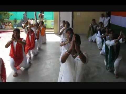 fanaa des rangila dance by vsk students