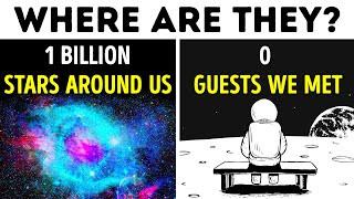 A Physicist Has Explained Why We Never Saw Aliens