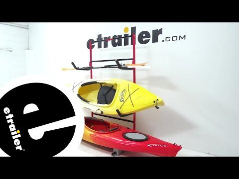 Malone FS Kayak Storage Rack Review - etrailer.com