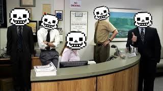 The Office Megalovania