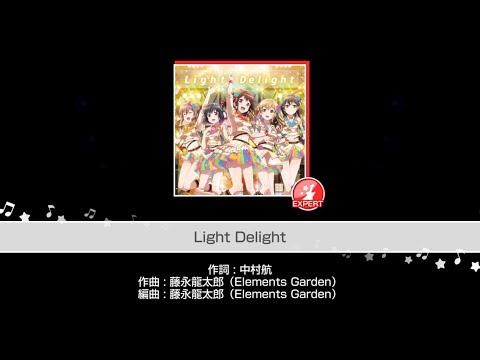 [バンドリ! ガルパ 뱅드림] Poppin'Party - Light Delight (EXT26 ALL PERFECT)