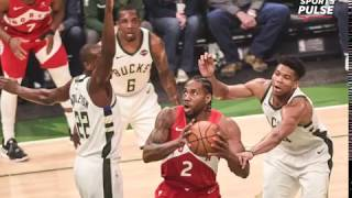 Eastern Conference finals: Raptors capitalize on weak performance by Giannis, lead the series 3-2