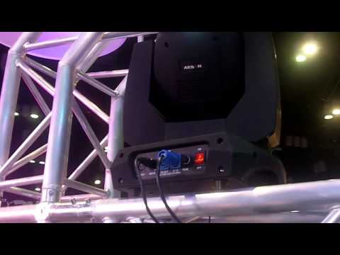 InfoComm 2013: Aeson Lighting Produces Lumos Beam 16R