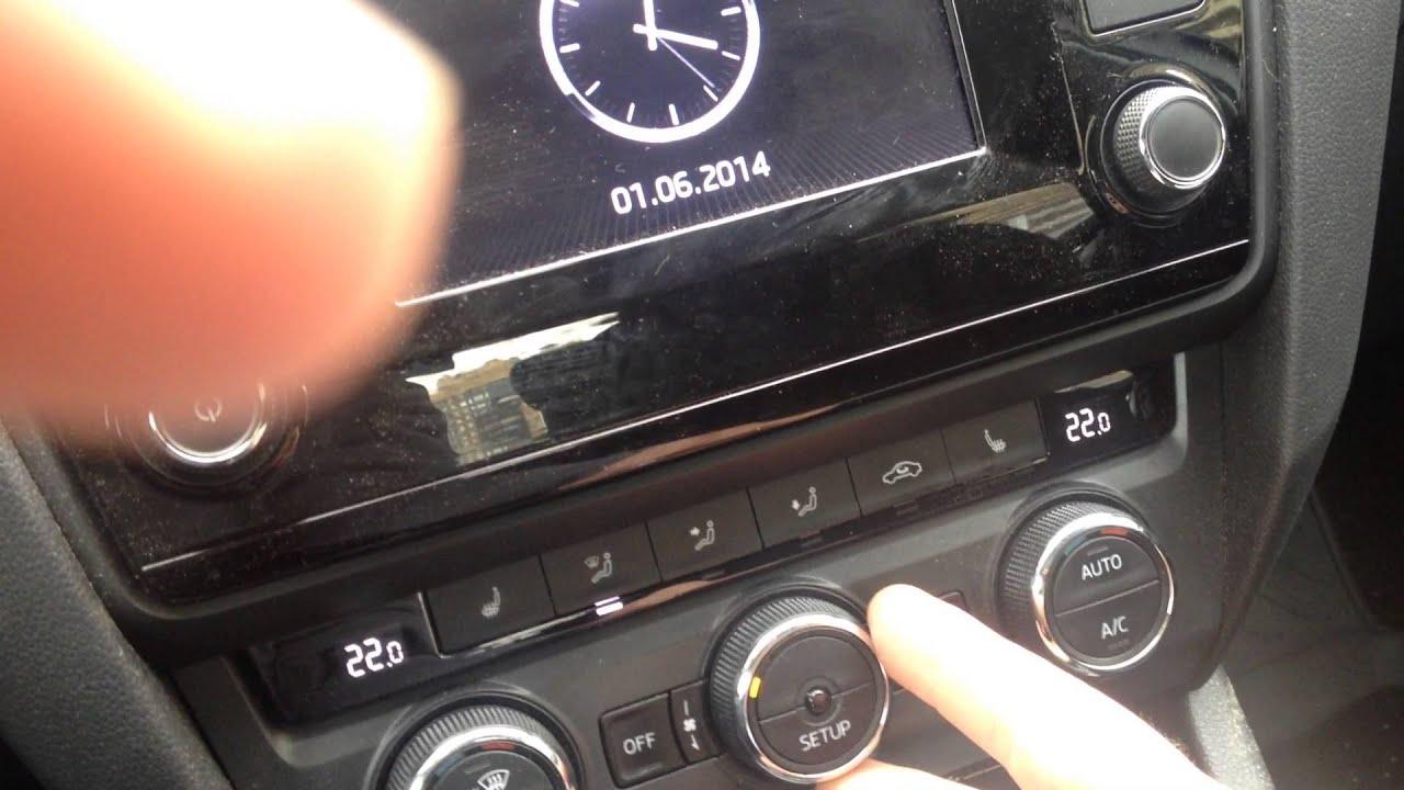 Сигнализация для skoda octavia a7 8 фотография