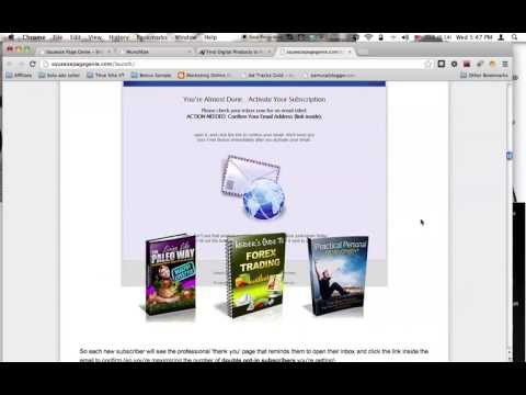Squeeze Page Genie Review - The Truth Behind Brett Ingram -  Squeeze Page Genie Review