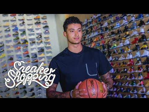 Kyle Kuzma Goes Sneaker Shopping With Complex