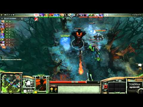 LGD China vs CIS - SinaCup China Dota 2 LB Round 2 - TobiWan & syndereN