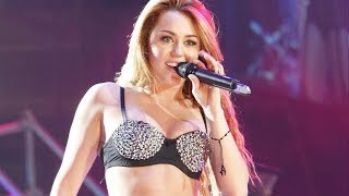 Miley Cyrus Party In The Usa Live At Gypsy Heart Tour