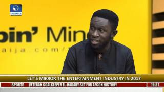 Rubbin Minds: Review Of The Entertainment Industry In 2017 Pt 1