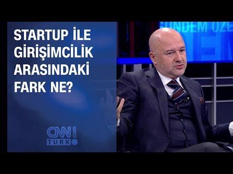 Startup ile girişimcilik arasındaki fark ne?