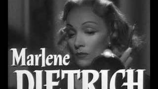Watch Marlene Dietrich Kisses Sweeter Than Wine video